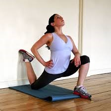Psoas Muscle Alternate Stretches