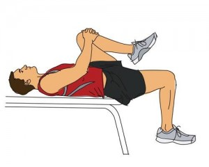 Thomas Muscle Psoas Stretch