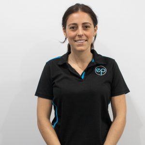 Jessica – Physiotherapist