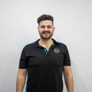 Joshua – Physiotherapist